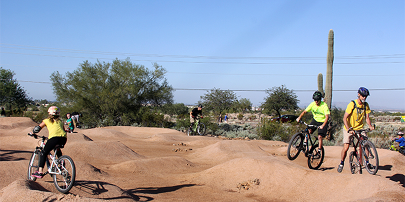 Desert Trails Bike Park