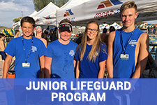 City of Mesa Junior Lifeguard Program