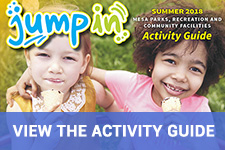 City of Mesa Parks and Recreation Activity Guide Summer 2018