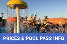 City of Mesa Aquatics Prices and Pool Pass Information