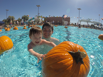Pumpkin Splash October 20 2018 Brimhall Pool Mesa AZ