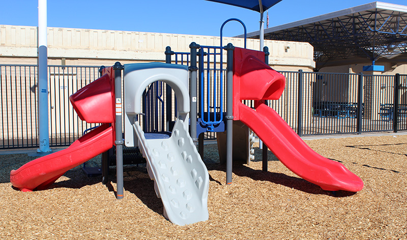 Fiesta Sports Park Play Structure