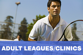 Mesa Tennis Center Adult Leagues and Clinics