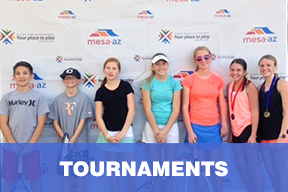 Mesa Tennis Center Tennis Tournaments