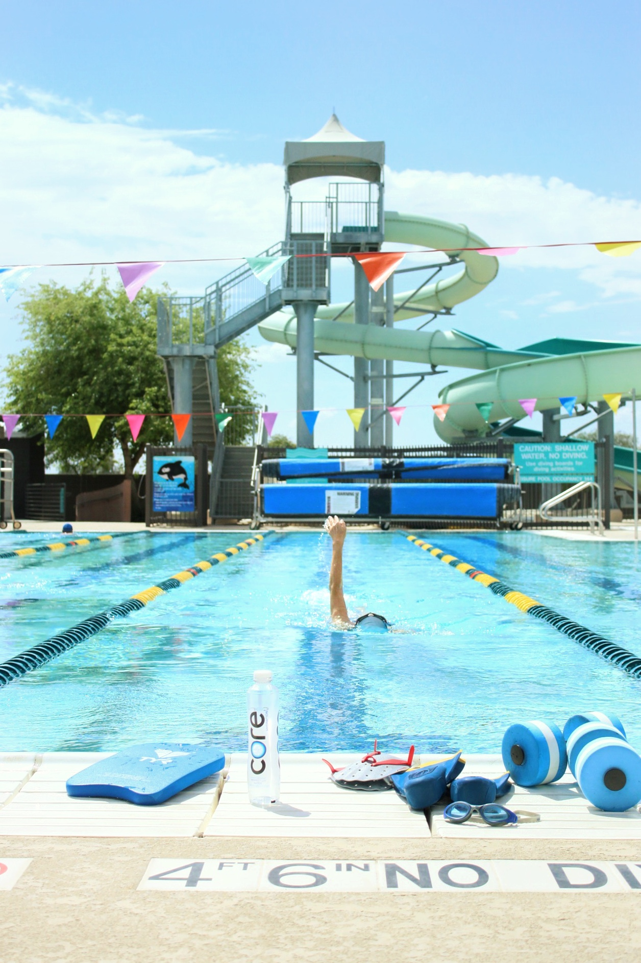 Lap Swim | Mesa Parks, Recreation & Community Facilities