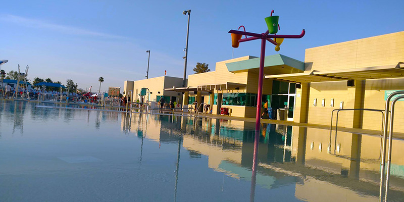 Kino Pool Beach Area
