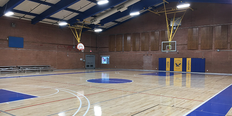 Eagles Community Center Gymnasium