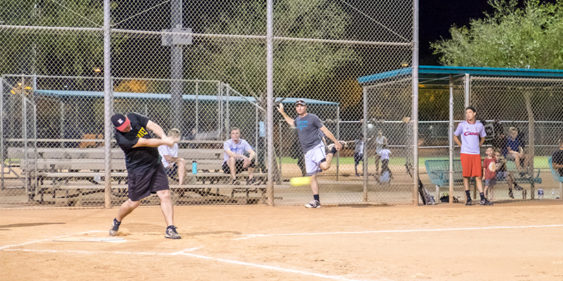 City of Mesa Adult Softball League 2