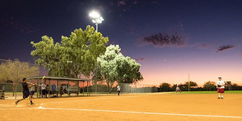 City of Mesa Adult Softball League 3