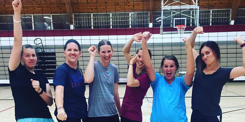 City of Mesa Adult Volleyball League