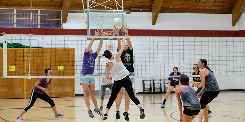 City of Mesa Adult Volleyball League 2