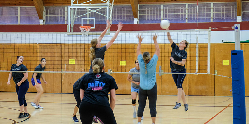 City of Mesa Adult Volleyball League 3