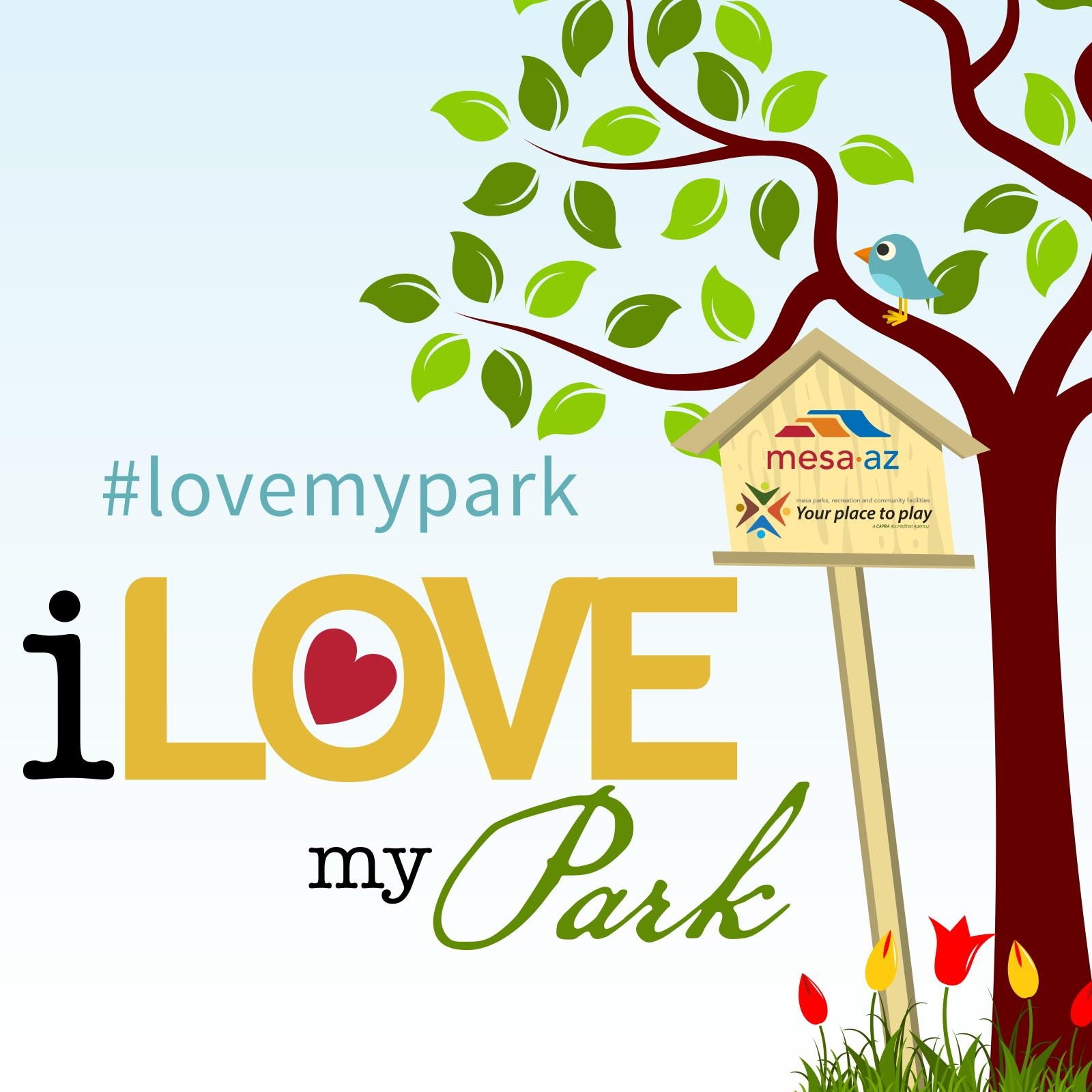 City of Mesa Love My Park