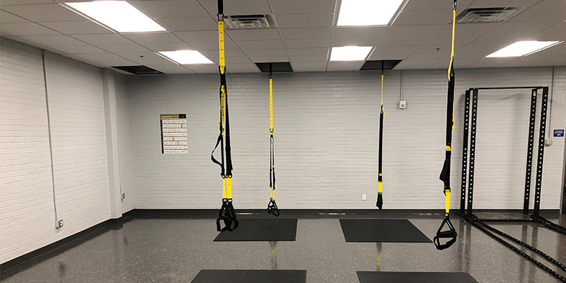 Eagles Community Center TRX