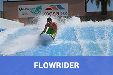 City of Mesa Flowrider Surf Machine
