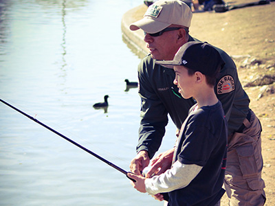 Free Fishing Clinic Red Mountain Park January 26 2019