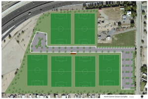 North Center Street Athletic Fields Project