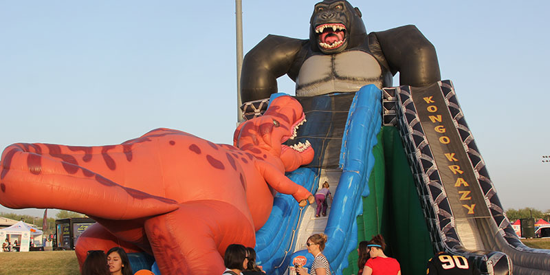 Celebrate Mesa Fall Festival Inflatables