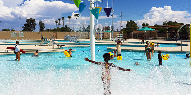 Mesa Aquatic Center 1