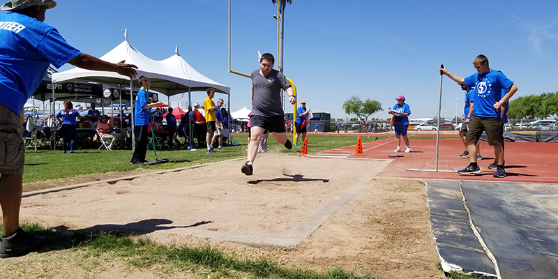 City of Mesa Adaptive Track and Field