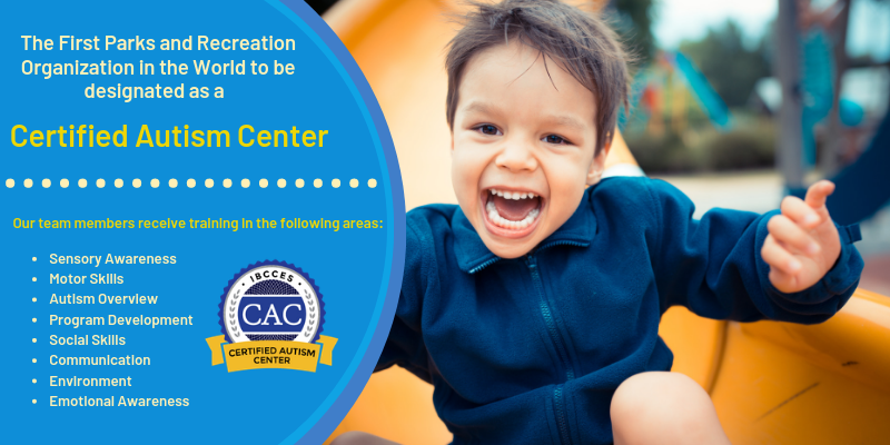 Certified Autism Center Mesa Parks and Recreation