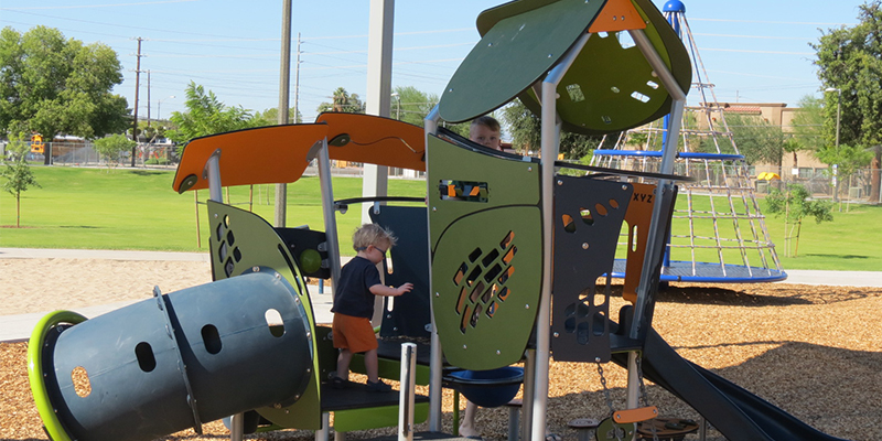 Eagles Park Playground 1