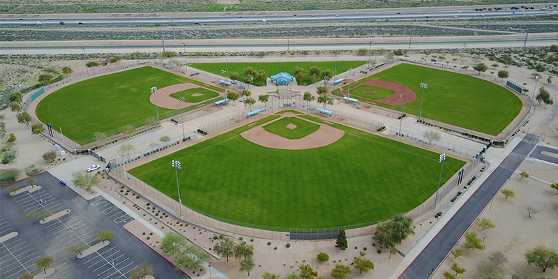 Red Mountain Baseball Complex Aerial 2 (1)