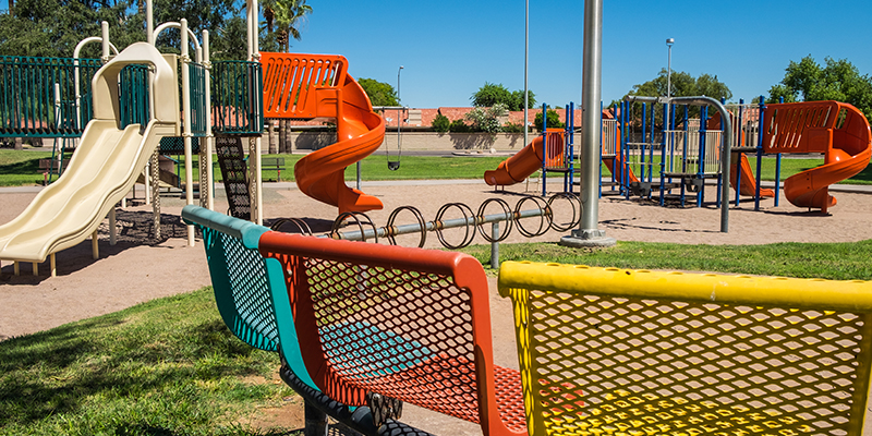 Fitch Park Playground