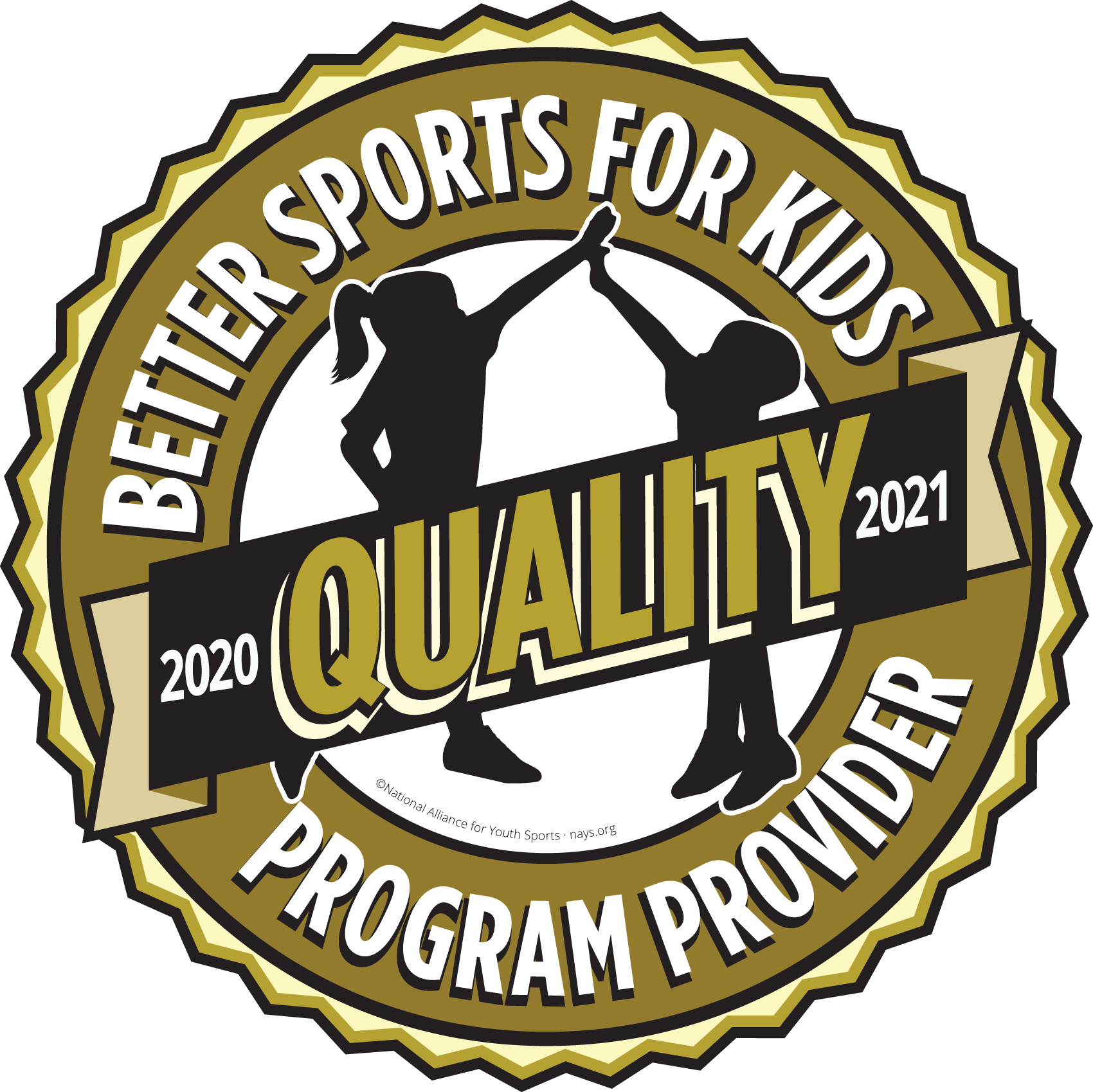 Better Sports For Kids Quality Seal City of Mesa