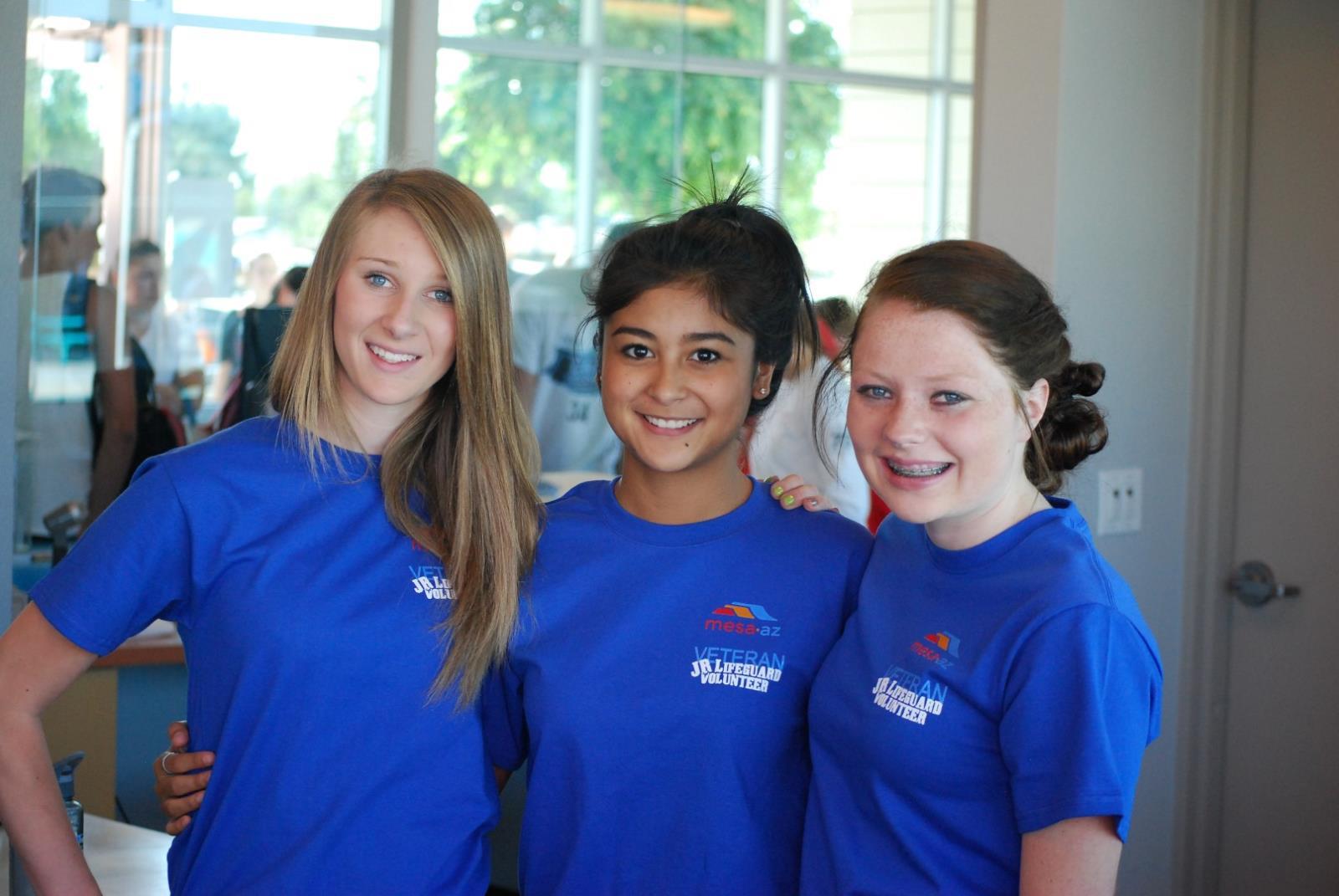 Volunteer opportunities for teens — 15